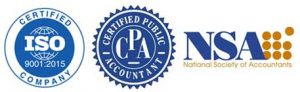 ISO certified outsourced accounting firm